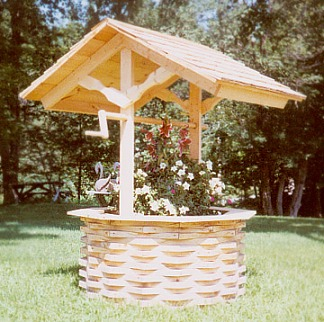 Outdoor Decorative Well Covers Decoration Image Ideas
